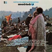 Woodstock - Music From The Original Soundtrack & More (CD NEUF)