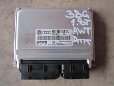 Motorsteuergerät AWT 1.8T Audi A4 A6 VW Passat 3B 3BG Steuergerät 4B0906018DC