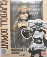 Used Bandai S.H.Figuarts Kamen Rider W Claydoll Dopant Pre-Painted