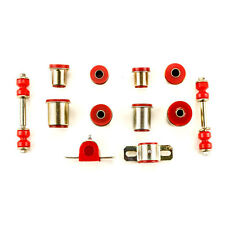 1974-1977 Pontiac GTO LeMans Grand Am Red Poly Front End Suspension Bushings Set