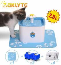 Veken VK022 Automatic Cat Water Fountain, 84oz.