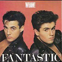 Wham! - Fantastic (Club Tropicana, Wham Rap! etc) (NEW CD)