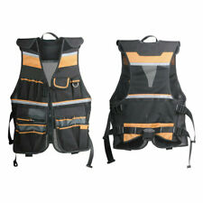 Electrician Carpenter Framer Plumber Pouch Bags Tool Vests Craftman Construction