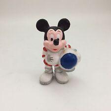 Disney Mickey Mouse Astronaut PVC Figure Toy
