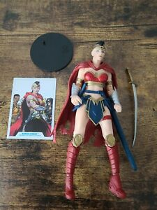 Wonder Woman Last Knight DC Multiverse McFarlane Toys 7 Inch Action Figure