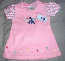 robe 0-3 mois et tee shirt naissance coton disney neufs etiquetés bourriquet