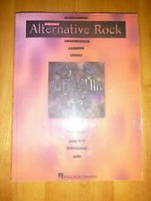 Piano/Vocal/Guitar Songbook: The Best Of Alternative Rock   <<NEW OLD STOCK >>