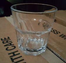 Crown Glassware Cassablanca Rocks glass 237ml 752694 brand new BULK  QTY 360