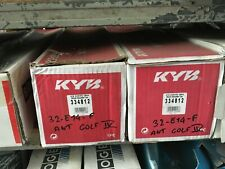 KYB Ammortizzatori Frontale Audi A3 Seat Leon Skoda Octavia Vw Bora Gold COPPIA