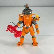 Power Rangers Zeo Evil Space Alien Figure Drilling Digster By Bandai (MOC) RARE!