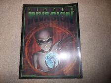 Hidden Invasion RPG Core Rulebook