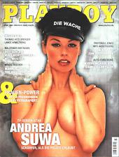 Playboy 07/2005 Juli 2005 Andrea Suwa, Inna Hemme, Lance Armstrong + Axe Probe