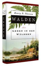 H.D. Thoreau Walden Leben in den Wäldern Aussteiger Selbstversorger Anarchismus