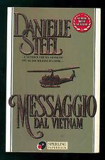 STEEL DANIELLE MESSAGGIO DAL VIETNAM SPERLING PAPERBACK 1997 SUPERBESTSELLER 518