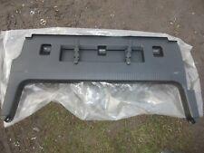Original VW Polo MK3 cover for lock carrier satin black 6N0863459L01C