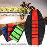 Universal Motorcycles Seat Cover Dirt Bike Off-road Gripper Soft Leather