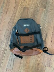 SUPREME / Jansport Grey Backpack, F/W 2008, Rare, Gently Used