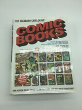 The Standard Catalog Of Comic Books! Limited Edition 1 of 300 Signed x4 Times