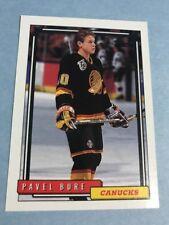 1992-93 topps #353 Pavel Bure Vancouver Canucks