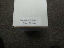 Shallco, 76203D, MANUAL LOCKOUT FOR A RELAY.