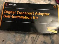 Comcast Digital Transport Adapter Self-Installation Kit Model DC50X
