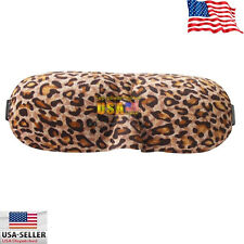 Eye Mask Sleep Travel Soft Padded Shade Cover Rest Relax Sleeping Blindfold 3D