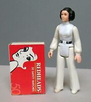 Vintage Star Wars LEIA Kenner GMFGI 1977 TAIWAN No Cape Princess Leia Organa