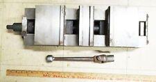 Vintage 6 Double Milling Vise Drilling Milling Machinist