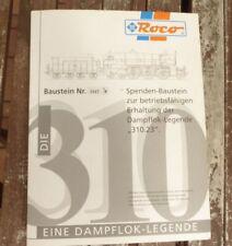 ROCO 43330 spenden-baustein POUR LA BBÖ/ÖBB Locomotive à vapeur BR 310.23 avec
