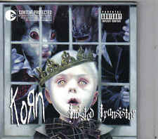 Korn-Twisted Transistor cd single
