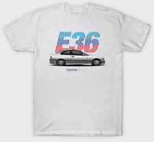BMW E36 BMW T-shirt S-3XL