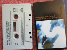 Brian Eno - David Byrne – My Life In The Bush Of Ghosts  Tape Cassette Album