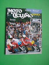 MOTOCICLISMO Epoca 3/1998 Moto Guzzi 2C 500 Assen Festival Centennial TT Bimota