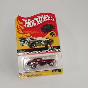 Mattel Hot Wheels Neo Classic Series 2 of 6  1963 Chevrolet Corvette