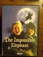 The Impossible Elephant (DVD, 2007) AMAZING DVD IN PERFECT CONDITION!DISC AND OR