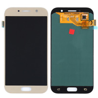 FIT For Samsung Galaxy A5 2017 SM-A520 A520F/DS LCD Screen Touch Digitizer Gold
