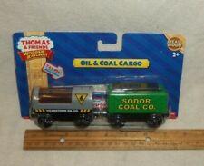 Thomas & Friends Wooden Railway Oil & Coal Cargo Y4505