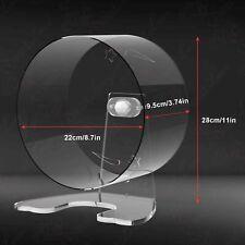 Zacro Hamster Exercise Wheel - 8.7in Silent Running Hamsters