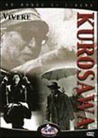 Vivere (1952) DVD Nuovo Sigillato Kurosawa