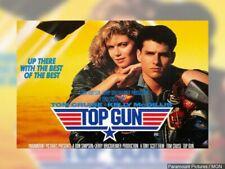 Top Gun 35mm Film Cell strip very Rare var_b