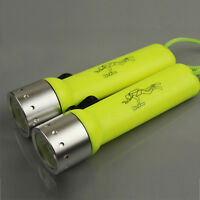 Diving Flashlight 2000LM CREE XM-L T6 3W aa LED Waterproof Torch Underwater Lamp