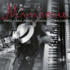 CD + DVD ANNA MARIA JOPEK GONZALO RUBALCABA Minione