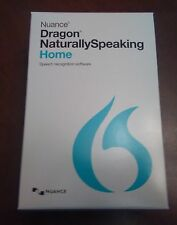 Nuance Naturally Speaking Home Recognition Software, Version 13, Headset include