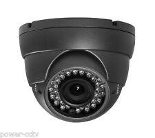 "1300TVL 1/3"" Sony CMOS CCD 2.8-12mm Lens IR CUT HomeSurveillance Security Camera"