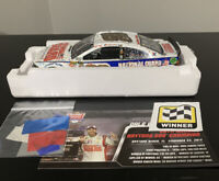 Dale Earnhardt Jr 2014 #88 National Guard Daytona 500 Raced Win NASCAR 1/24 NEW