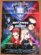 Plaket Filmplakat Batman & Robin