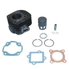 Cylindre / Piston En Fonte Axe 10mm Pour Scooter Malaguti Atala Carosello 50