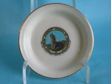 Goss China Dish - URBAN DISTRICT COUNCIL OF CAERPHILLY crest