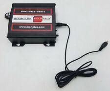ProDigital Professional Digital Audio Player PD-USB40-B 8OHMS 600OHMS 12VDC 3W