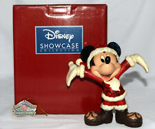 Disney Traditions Jim Shore * Christmas Cheer * Mickey Mouse 4046016 Exc!